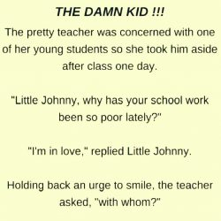 The Damn Kid