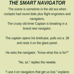 The smartest navigator