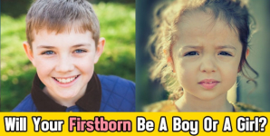 Will Your Firstborn Be A Boy Or A Girl?