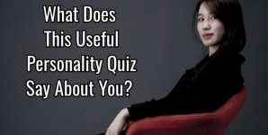 What Does This Useful Personality Quiz Say About You?