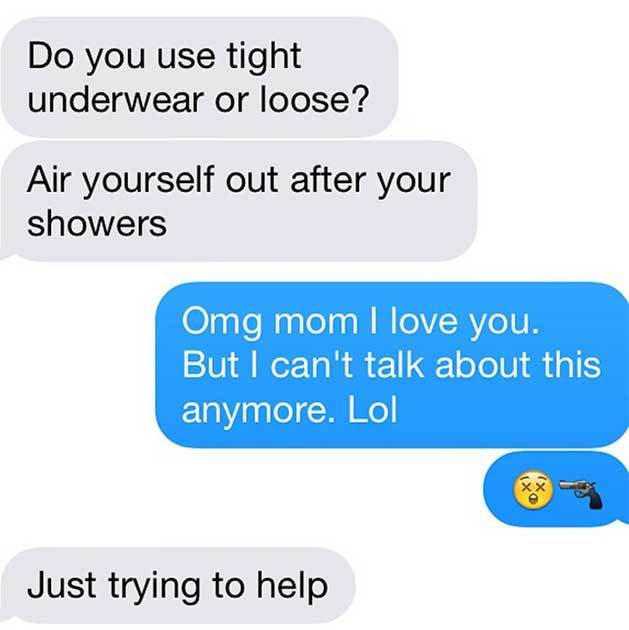 13 of the Funniest Text Message Conversations You'll Ever Read