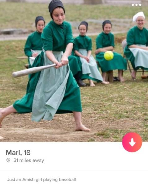 21 Funny and Bizarre Tinder Profiles That'll Make You Swipe Left