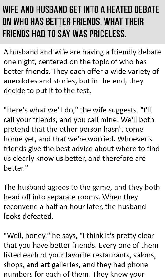 WIFE AND HUSBAND CHALLENGES EACH OTHER: THE RESULT WAS GOLD