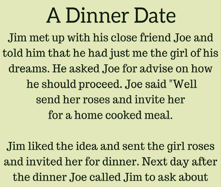 A Dinner Date