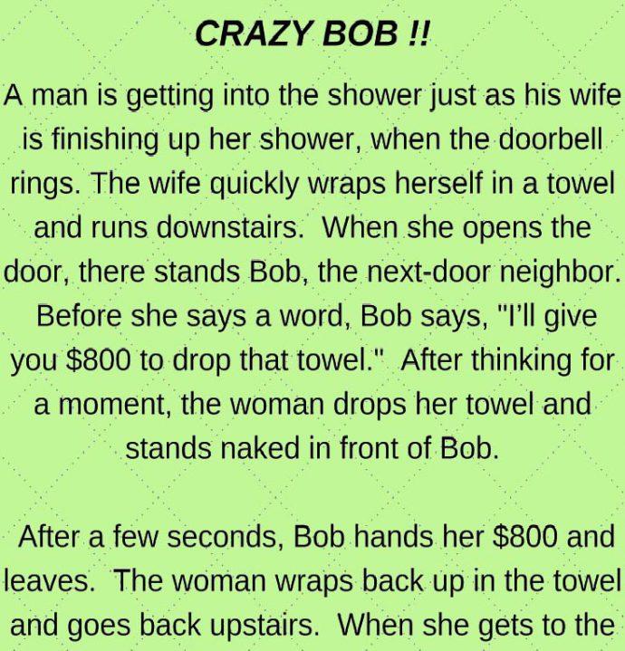 Crazy Bob