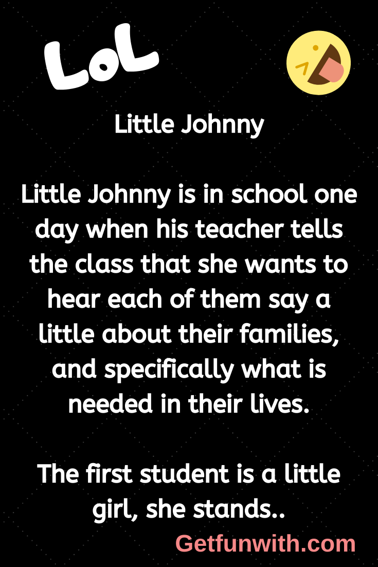 Little Johnny