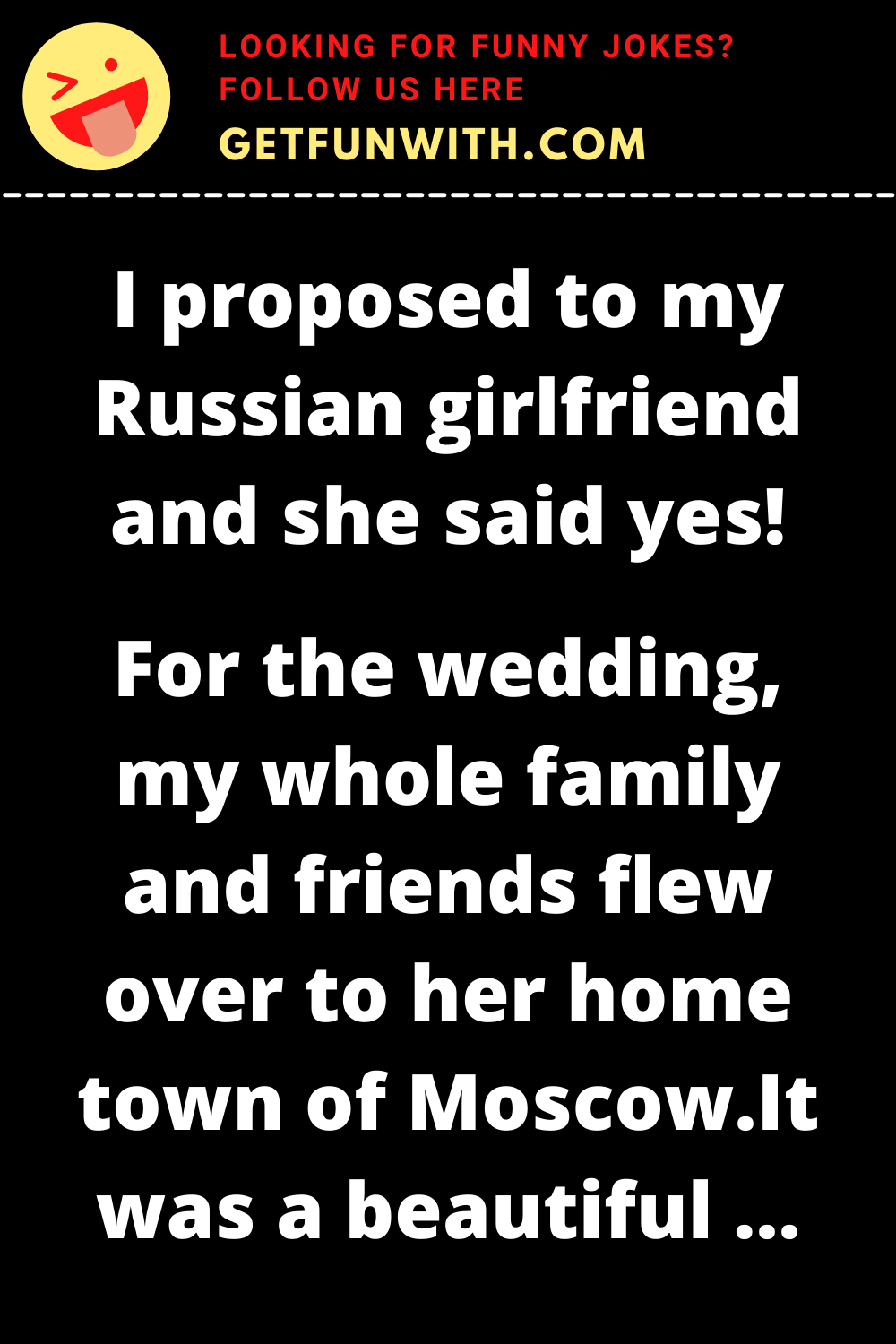 I proposed to my Russian girlfriend and she said yes!