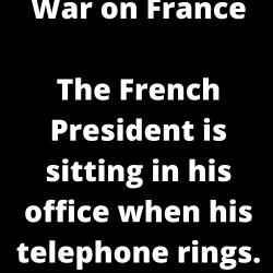 Ireland Declares War on France